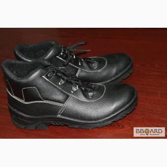 Ботинки рабочие кожаные зимние от 174 грн