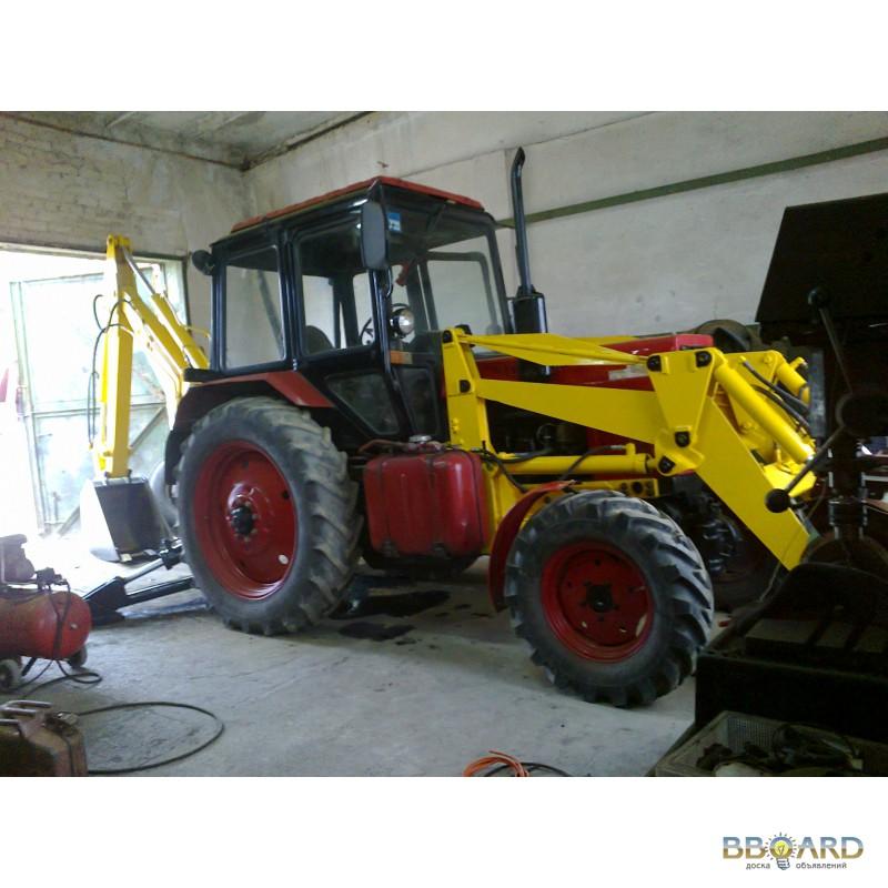 Трактор мтз цена, где купить в Луганской области