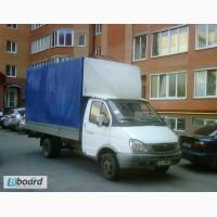 Заказ газели, перевозка мебели, перевозка домашних вещей, услуги грузчиков Киев