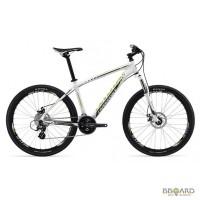Велосипед 26 Cannondale Trail 6 white на гидравлических тормозах