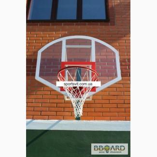 Щиты баскетбольные , стойки для улицы и залов.