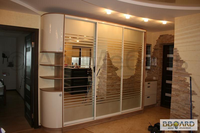 Шкафы-купе дизайн фасадов фото для прихожей.