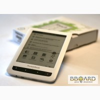 Продам электронную книгу PocketBook 623 Touch Lux White-Black НОВАЯ