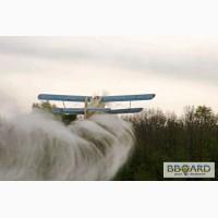 Авіаційні послуги в рослинництві