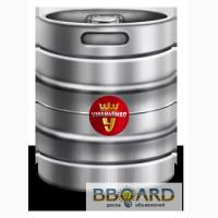Живое пиво Вайсбург лагерного типа в КЕГах 50 л (оптовая продажа пива)
