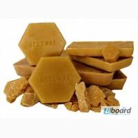Продам натуральный воск пчелиный