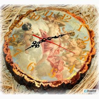 Часы ручной работы Барокко
