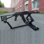 Станок для пристрелки и стрельбы ПС-15