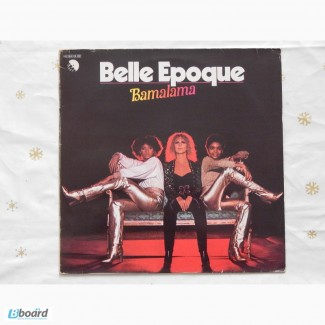 Belle Epoque-Bamalama 1977 (Spain) EX/NM