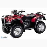 Продам квадроцикл HONDA TRX500 RUBICON