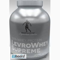 Протеин Сывороточный Kevin Levrone Levro Whey Supreme 2, 27 kg- Ваниль