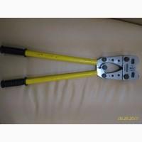 Пресс-клещи hx-150b для обжима наконечников и гильз 25-150 мм², аско