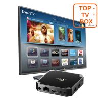 Купить X96W mini 2g/16g Android 7 smart box Андроид tv смарт тв приставка