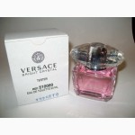 Versace Bright Crystal EDT Tester, Woman Perfume, 90 ml, ОРИГИНАЛ