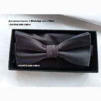Бабочка галстук фирменная в упаковке selected homme с платком комплект