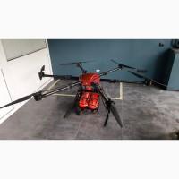 Дрон для тушения пожаров Reactive Drone RDF-1