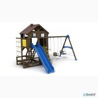 Эксклюзивные детские площадки, спортивные комплексы, шведские стенки