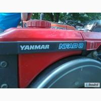 Мотоблок Yanmar MFAD 8 (Япония) дизельный 1400$