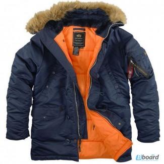 Настоящие куртки Аляска из США