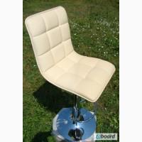Высокий барный стул HY 358 бежевый, красный, белый, черный, коричневый, оранжевый, фиолетов