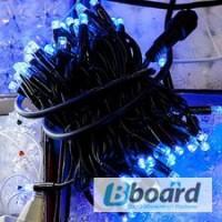 Светодиодная нить, уличные гирлянды, световые нити