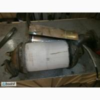 Удаление сажевый фильтр, прошивка Ауди А6