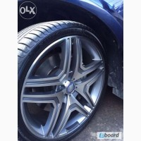 АКЦИЯ! Литые диски AMG на Mercedes ML, GL, W164, W166, S-class W221(800$)