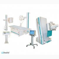 Комплекс рентгеновский диагностический на 3 рабочих места