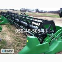 Продам зерновую жатку John Deere 920 Flex (6 метров) б/у из США