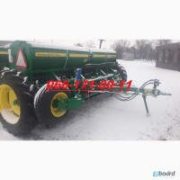 Зерновая сеялка Harvest 420+транспортное !! новинка в Днепре с захватом 4.2 метра