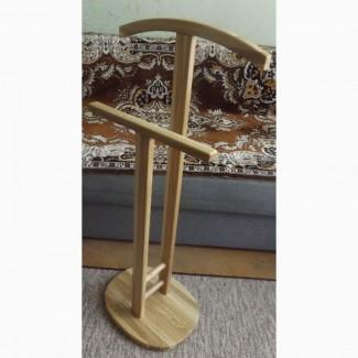 Вешалка деревянная