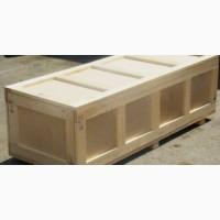 Изготовим деревянную тару под Ваш заказ
