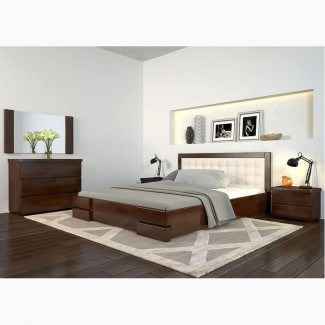 Кровати из натурального дерева Арбор Древ