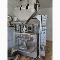 Фасовочно-упаковочный аппарат с весовым электронным дозатором автомат эд3