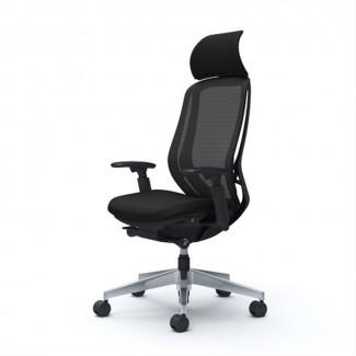 Кресло офисное OKAMURA SYLPHY Black Япония, полированное