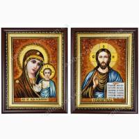 Продам иконы из янтаря по ценам производителя