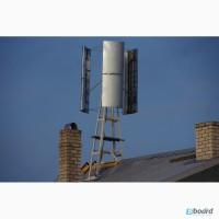 Вертикальный Ветрогенератор DPV Hybrid 1A ( 1+1)/2m