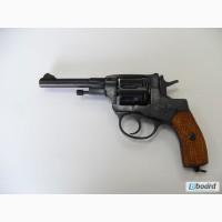 Предлагаем новый револьвер Наган под патрон флобера Гром