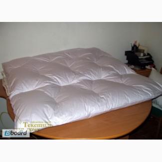 Белые стеганные одеяла на заказ