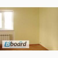 Ремонт комнаты, беспесчанка стен и потолков, оклейка обоями разных видов