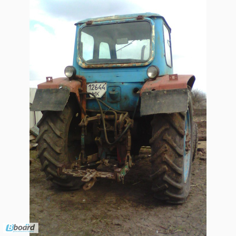 Farming Simulator 2017. Трактор Беларус МТЗ 82. Прицеп.