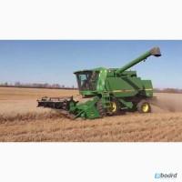 Услуги по уборке урожая комбайнами Джон Дир John Deere-9500 в Украине