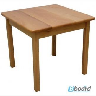 Столик из дерева БУК детский (без стульчика)