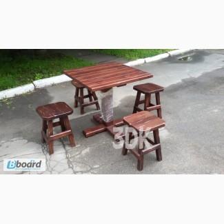 Купить столы стулья для кафе бу