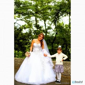 Свадебное платье свое не венчальное
