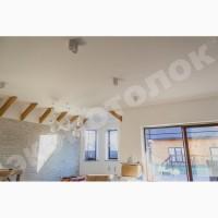 СОБСТВЕННОЕ ЗАПАТЕНТОВАННОЕ ИЗОБРЕТЕНИЕ. Тканевые натяжные потолки ТМ «Эко-потолок»