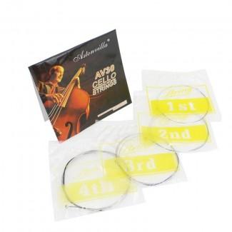 Продам струны для виолончели Cello AV30 новые в упаковке