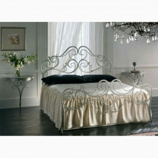 Кровати кованые на заказ