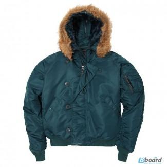 Куртки Аляска укороченного типа от Alpha Industries (USA)