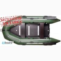 Надувная моторная лодка BARK BT-290S. Подарок, доставка бесплатно